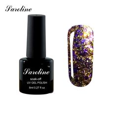 Saroline Diamond Range bluesky Bling Color Gel Nail Polis Vernis Semi Permanent UV Soak Off cheap Nails Gel Professional Gel Lak