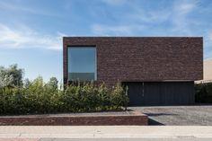 Single family house Zomergem - Projects - pascal francois - architects