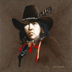 J. D.Challenger - Native Cowboy