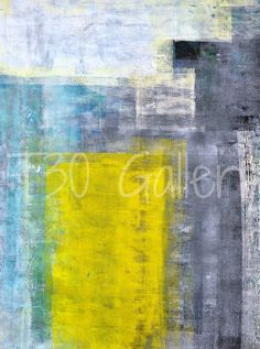 Digital Download  Some Modern Squares Teal and by T30Gallery