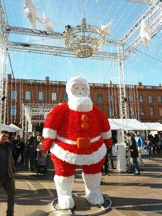 Marché de Noël / Christmas market in Toulouse © S. Mancelli - Office de tourisme de Toulouse #visiteztoulouse