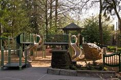 New and Recently Renovated Seattle-Area Playgrounds