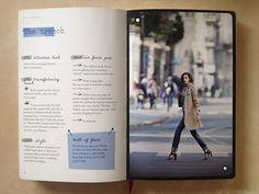 Prendas básicas, como la gabardina. Este libro de Ines de la Fressange es una gran guía de estilo - Blog de dommuss