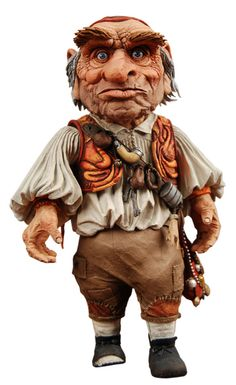 Name: Hoggle Race: Dwarf Job: Gatekeeper (His job appears to be to watch the gate to the Labyrinth and keep the fairies from getting too populous.) Background: Hoggle is a cowardly dwarf-goblin that. Jim Henson Labyrinth, Labyrinth 1986, Labyrinth Movie, Ludo Labyrinth, Fantasy Films, Fantasy Art, Labyrinth Tattoo, Labrynth, Brian Froud
