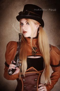 Steampunk 01 by ~Drusilla-du-Charme on deviantART