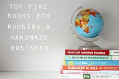 Top 5 books for setting up a small business