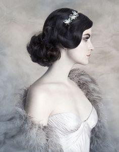 #bridal upstyles, #side bun, bun hairstyles for prom, loose side bun, #messy side bun,elegant updo