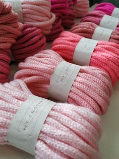 Rope Crafts, Diy Arts And Crafts, Yarn Crafts, Diy Crafts To Sell, Diy Crafts For Kids, Decor Crafts, Spool Knitting, Embroidery Hoop Crafts, Crochet Home