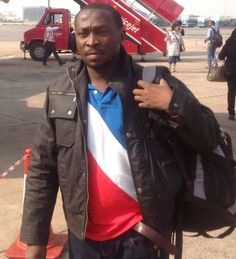RITA EGWU'S BLOG: The Only Nigerian Journalist With Access To Boko Haram flown in to help...