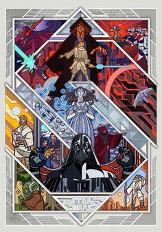 Star Wars-Episodio III: La Venganza de los Sith (Parte 2)