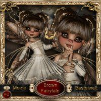 Brown Fairytale [meine Bastelwelt] - $3.40 : LowBudgetScrapping