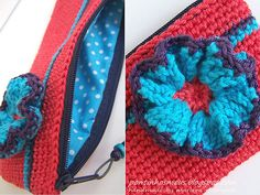 Snap crochet pencil case Flickr Photo Sharing photos on Pinterest