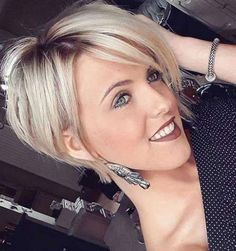 The best collection of Cute Short Bob Haircuts, Latest and best Short bob hairstyles, haircuts, hairstyle trends 2018 year. Bob Haircuts For Women, Bob Hairstyles For Fine Hair, Short Bob Haircuts, Hairstyles Haircuts, Haircut Short, Amazing Hairstyles, Hairstyle Short, Ladies Short Hairstyles, Medium Hairstyles