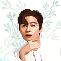 Park Hae Jin, Park Seo Joon, Drawing Sketches, Drawings, Drawing Ideas, Gate Images, Song Joong, Park Bo Gum, Night Aesthetic