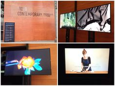 Three of our exhibiting artists were selected by @acmionline for Video Contemporary at #SydneyContemporary. #GraysonCooke, #NinaRoss, #ClaireAnnaWatson @ninarossartist @sydneycontemporary