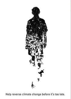 Impactful #poster design by PRINT's Designer of the Week Scott Laserow