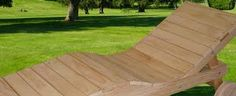 Image result for custom timber outdoor sunlounges furniture