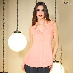 Rosa DUPREE. #Moda #Mujer Colombia
