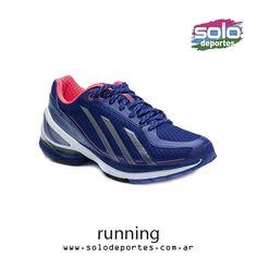 Adizero F50 Runner 3 W -miCoach- Púrpura/Plata/Rosa  Marca: Adidas 100010G95129001   $ 939,00 (U$S 159,16)