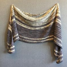 Asunder by Lisa Mutch, knitted by @rebeccajz22 | malabrigo Sock in Plomo and other yarn