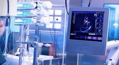 Nous avons la possibilité d'effectuer des ECG sur place. A cela s'ajoute un plateau d'imagerie médicale avec radios, échos et scanner.