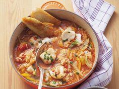 Probieren Sie die leckere Fischsuppe mit Fenchel von EAT SMARTER!