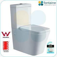 Alto Toilet Suite | Fontaine Industries