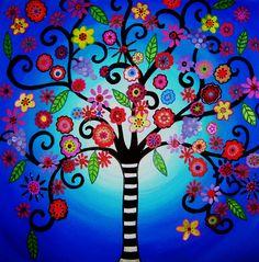 Folk Art - The Tree of Life