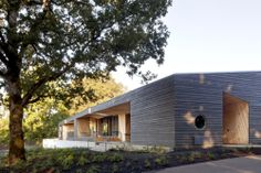 Tasting Room at Sokol Blosser Winery / Allied Works Architecture