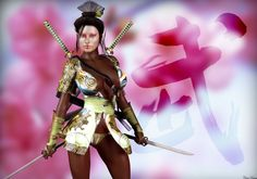 WAR GEISHA by ~yangzeninja on deviantART