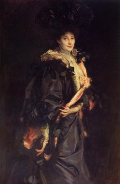 Lady Sassoon by John Singer Sargent (1856 - 1925)