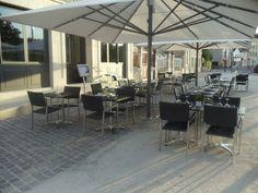L'O A La Bouche, resto bistronomique avec terrasse très sympa et calme, tout comme l'accueil.