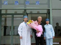 China presenta paciente diagnosticado con H7N9 que recibe alta hospitalaria. Visite nuestra página y sea parte de nuestra conversación: http://www.namnewsnetwork.org/v3/spanish/index.php
