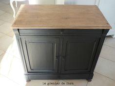 meuble bas patiné (5) Decor, Storage, Cabinet, Furniture, Home Decor