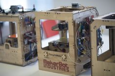 MakerBots technology of the future grapples with its rocky past #Startups #Tech