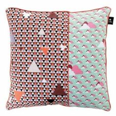 Coussin 50 x 50 cm Mix and Match - La Marelle