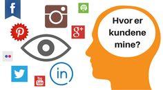 Finn dine kunder på nett. #godetips #digitalmarkedsføring #digitalmarketing #sosialemedier #socialmedia