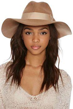 Jasmine Floppy Hat - Camel - Most Loved