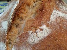 Le Garb: Pão de trigo e centeio com fermentação longa