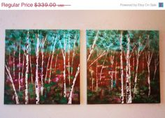 Studio sale 60  off Large Original oil  Painting by jeanvadalsmith, $135.60