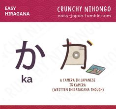 BASIC - EASY HIRAGANA Let's get to the basics~ We hope this card helps you to remember the kana better. Japanese Phrases, Japanese Kanji, Japanese Words, Japanese Language Proficiency Test, Japanese Language Learning, Learning Japanese, Hiragana Chart, Teaching In Japan, Learn Korean