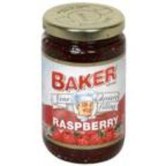 I'm learning all about Baker Fine Dessert Filling Raspberry at @Influenster!