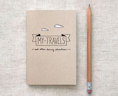 Back to School Mini Journal & Pencil Set, Einstein Quote - Recycled Travel Journal, Typography Brown Pocket Notebook - Be Amazing Citation Einstein, Einstein Quotes, Imagination Quotes, E Mc2, Pocket Notebook, Notebook Covers, Journal Covers, Decir No, Stationery