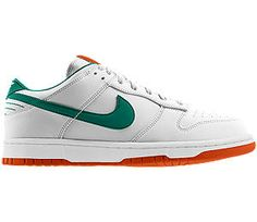 Nike Dunk Low NFL Miami Dolphins.