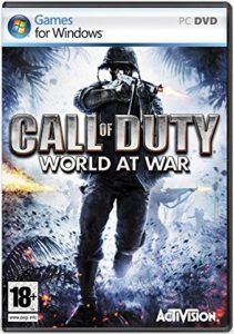 Call Of Duty World At War Game PC Download