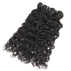 【Wedding bridal Hairstyles】Wholesale Medium Water Wave Hair Vendors Peruvian Water Wave Hair Bundles Peruvian Water Wave Human Hair Extensions #hairbundles #waterwave
