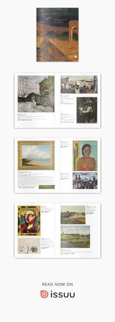 Aukcni katalog 1/2019 Art Auction, Artsy, Gallery, House, Catalog, Haus, Home, Homes