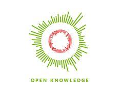 Nueva marca para la Fundación Open Knowledge, por Johnson Banks