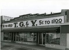 I loved TG & Y. It also was my first job. I worked there for a couple of years. My Childhood Memories, Best Memories, School Memories, Chicano, My First Job, The Neighbor, Dere, Good Ole, My Memory
