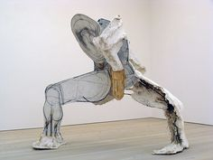 thomas houseago art | Thomas Houseago : Lacking the weighty physical stature associated with ...